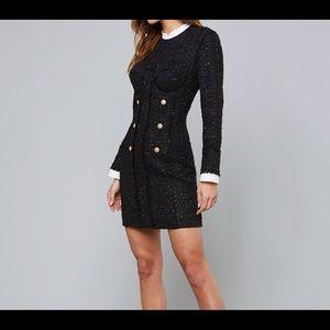 🖤🖤BEBE Soraya Tweed Dress!! Brand new